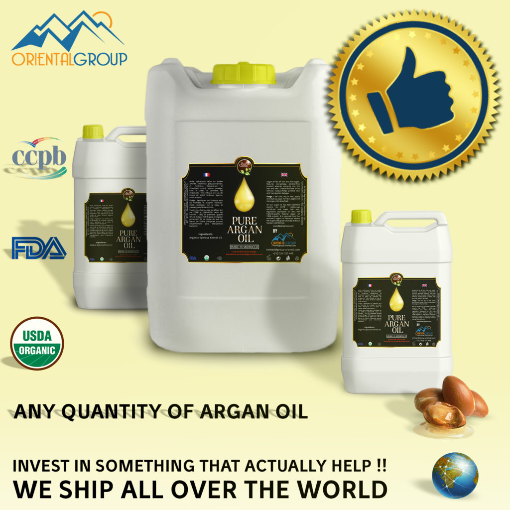 Bulk Argan oil wholesale