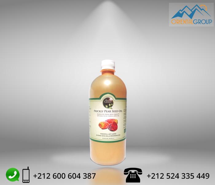 huile de graines de figue de Barbarie