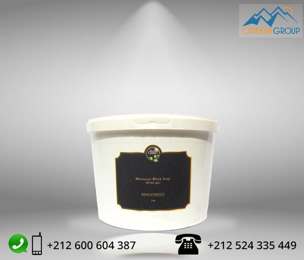 Savon noir marocain 5kg