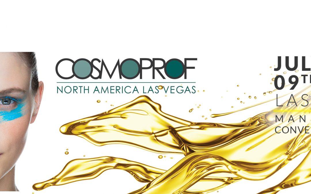 Cosmoprof North America Las Vegas 2017