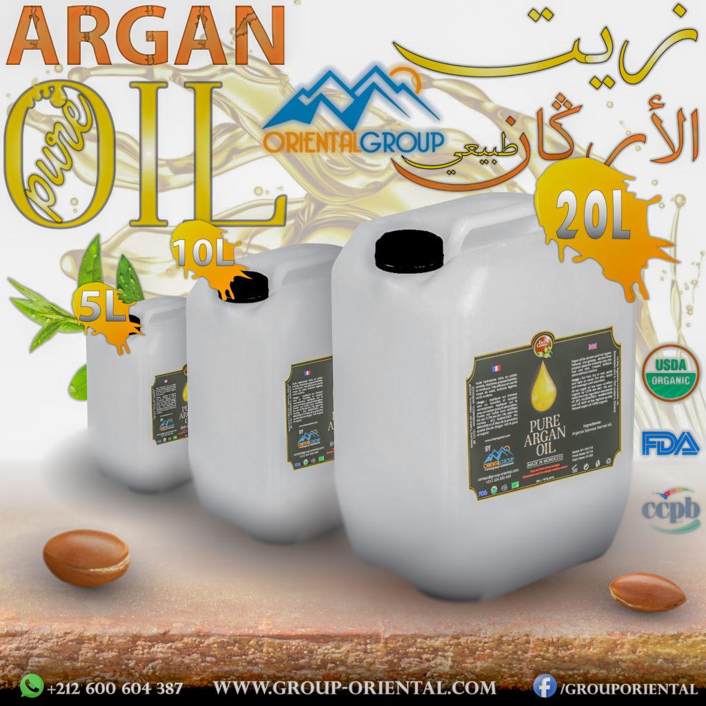 huile d'argan en gros