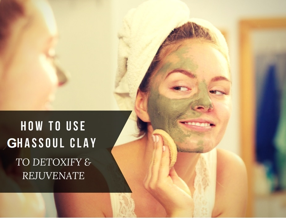 Ghassoul clay: Skin and hair benefits
