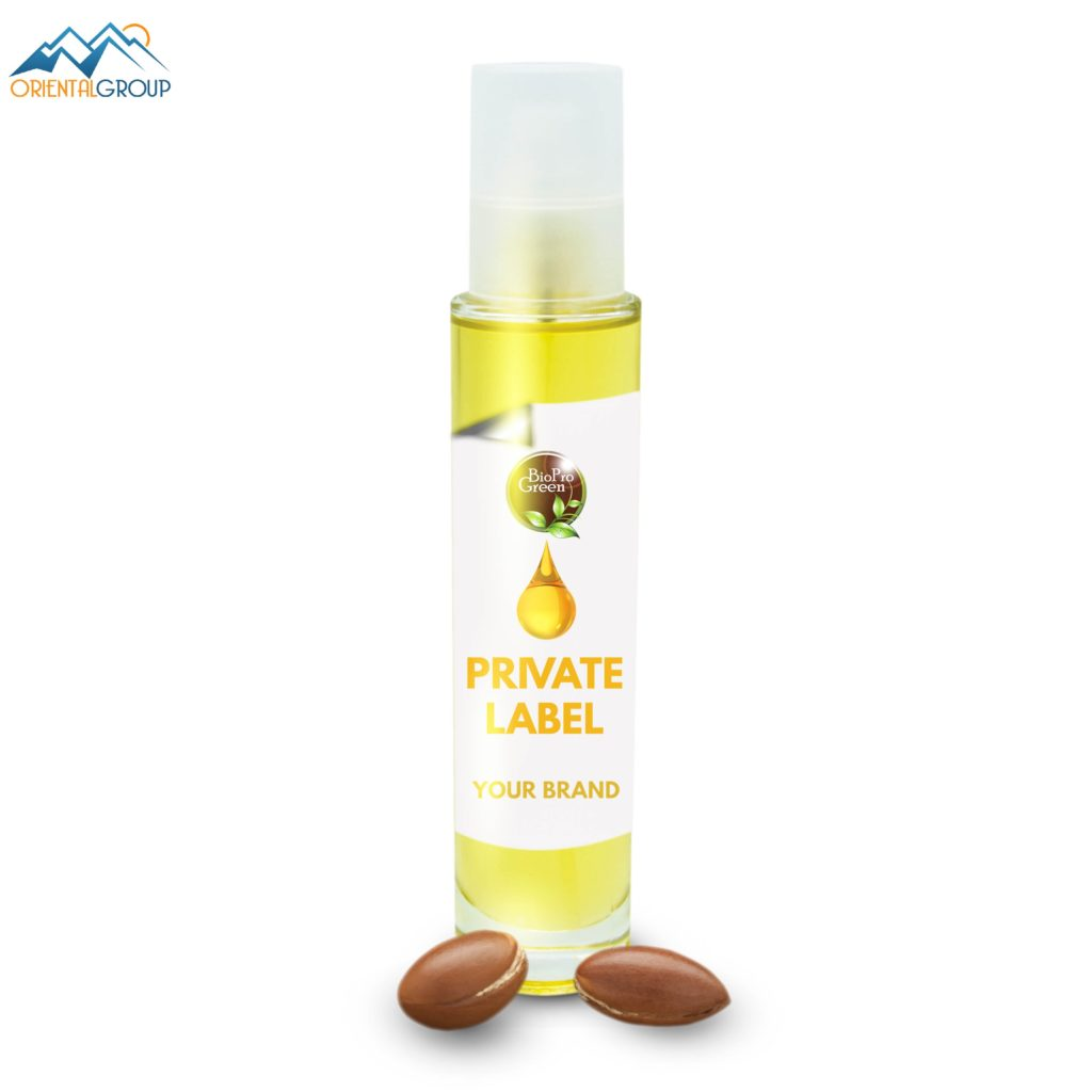 Moroccan Argan oil private Labeling - oriental Group