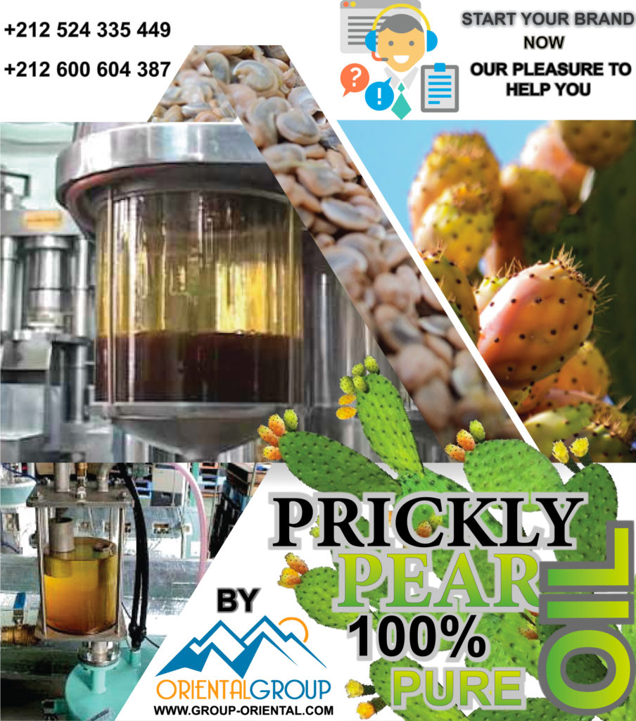 bulk prickly pear oil wholesale