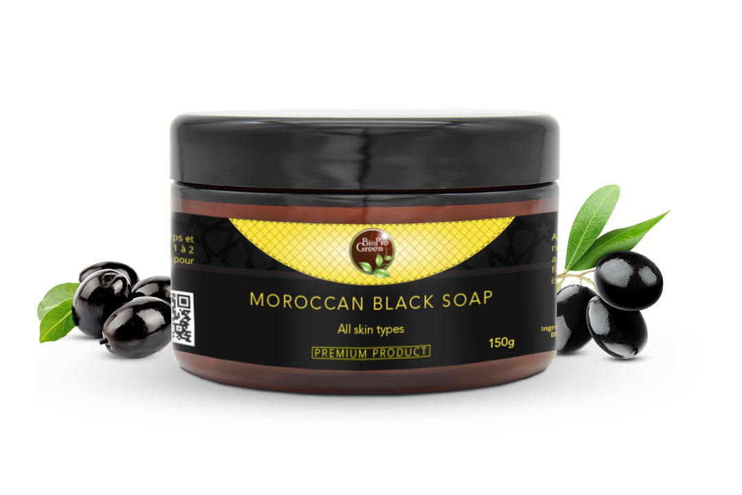 Proper Skin Care and Beauty Products! Moroccan Black Soap of Oriental Group