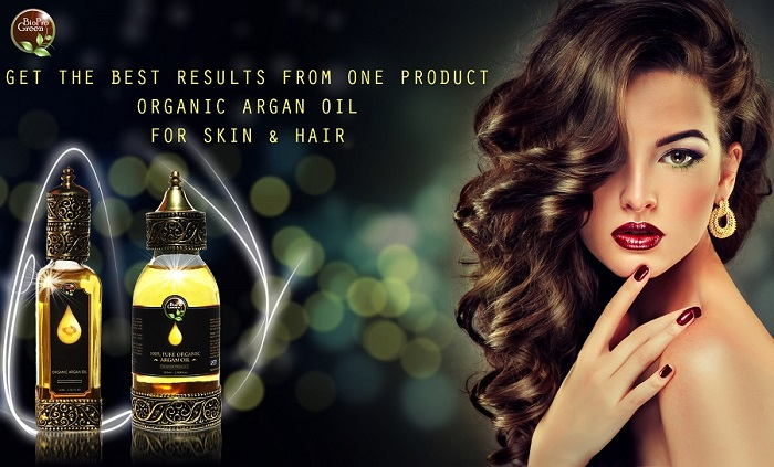 Daily use organic argan oil from Morocco 100% natural argan oil