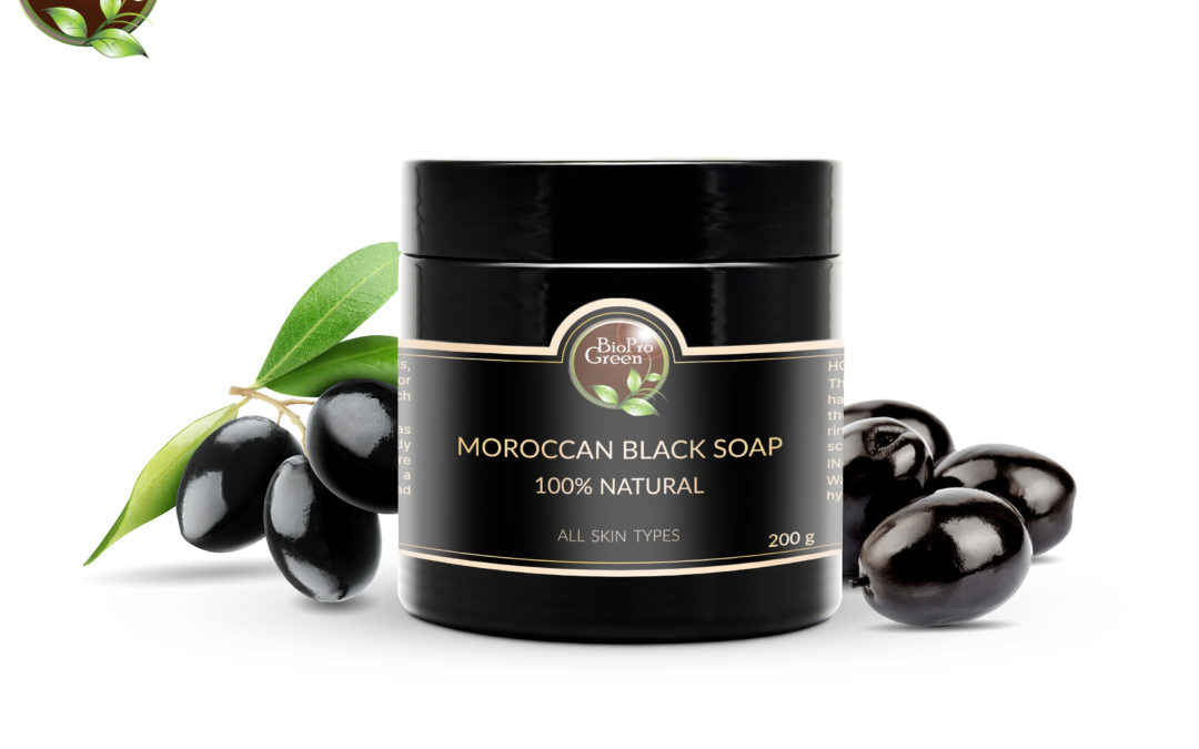 MOROCCAN BLACK SOAP