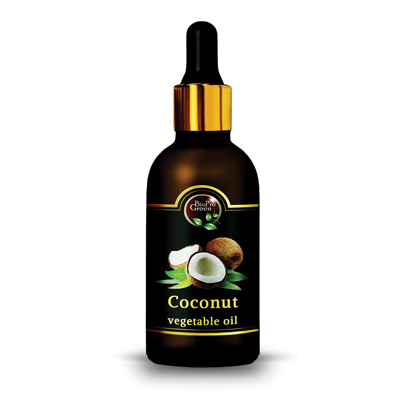 Moroccan coconut oil