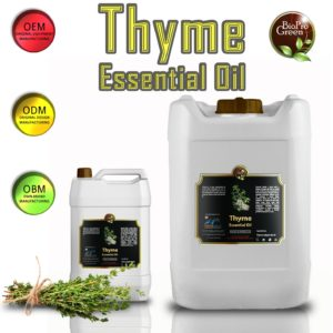 Thyme naturel oil