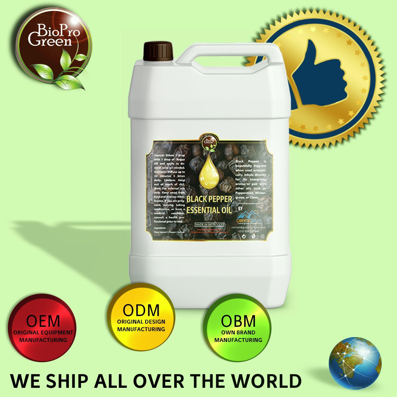 clove Black peper oil