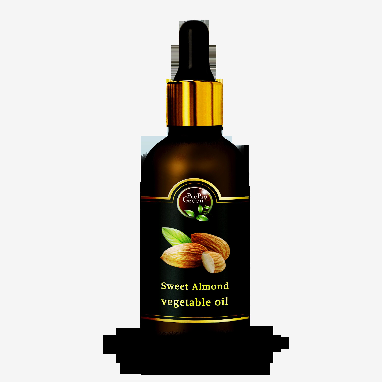 Moroccan almond oil