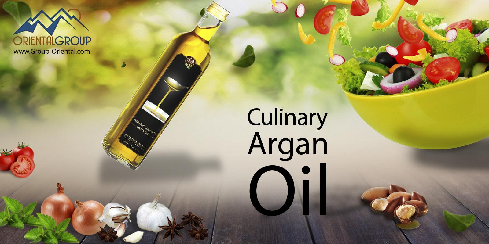 Argan Oil Culinary