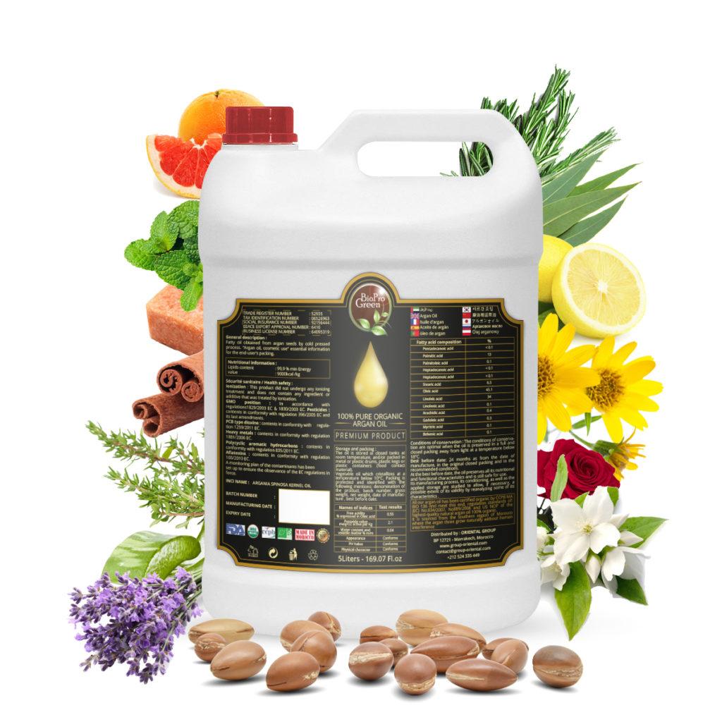Bulk Organic Argan oil
